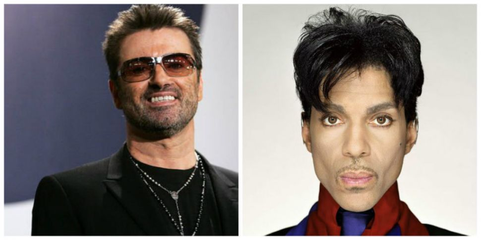 New Music From George Michael...