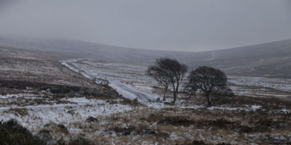 Yellow Snow And Ice Warning In...