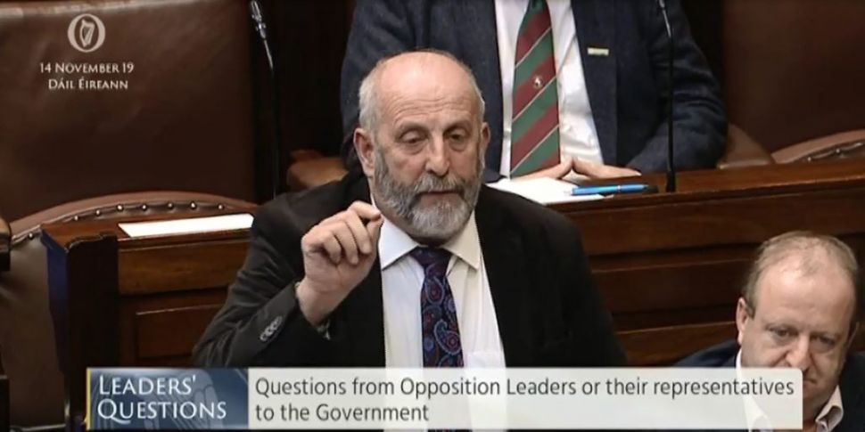 Danny Healy Rae Proposes Drink...