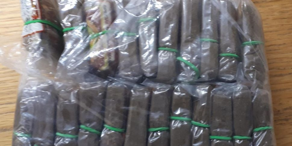 Heroin Worth €195,000 Seized I...