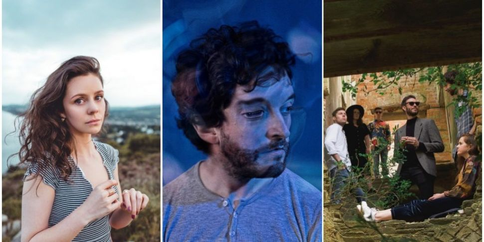 Play Irish Artists: Jape, Laur...