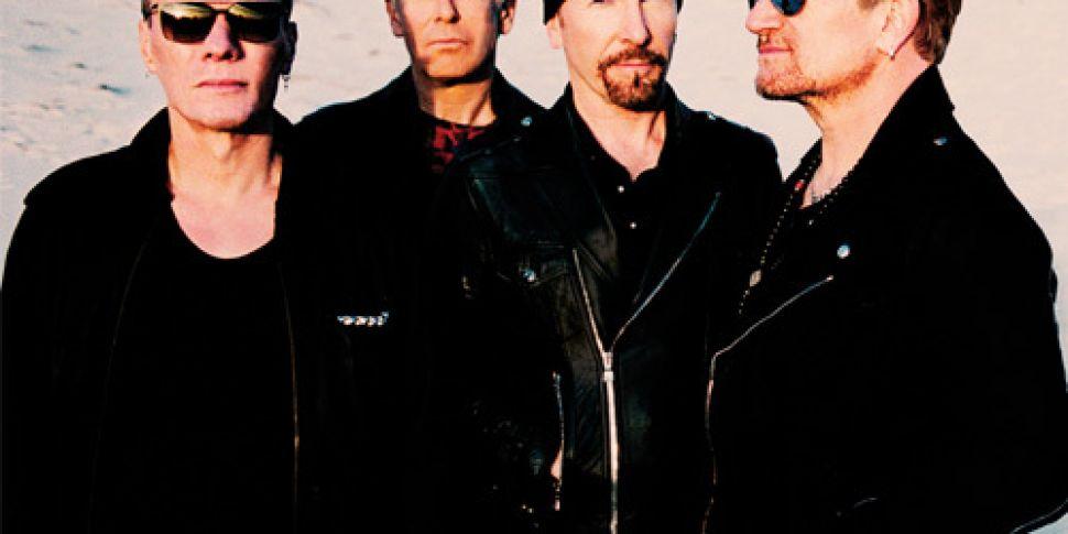 Listen: U2's Brand New Song