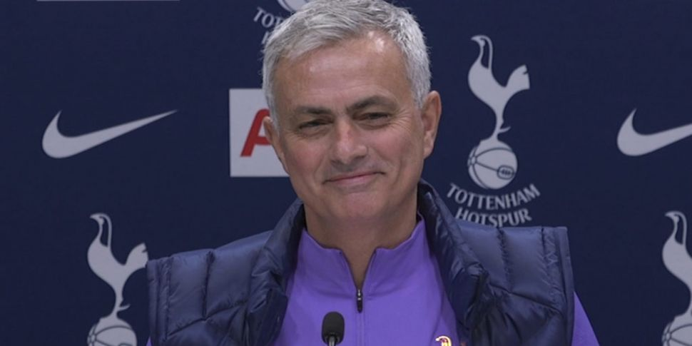 Mourinho claims United have be...