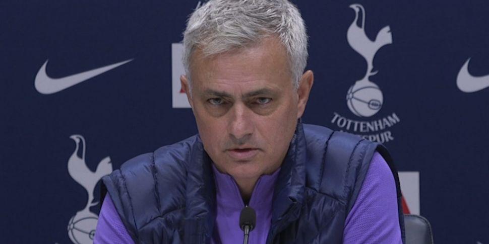 Mourinho: Amazon doc felt like...