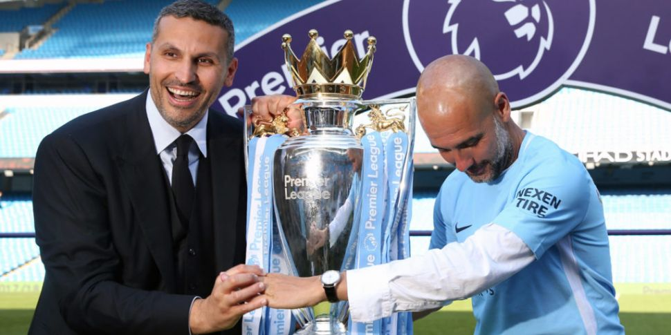 Man City holding group valued...