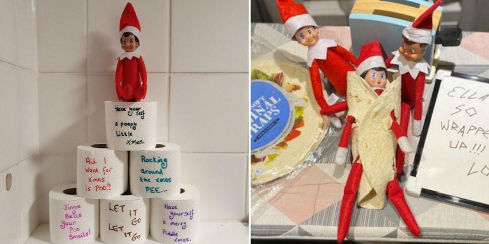 Elf On The Shelf Update #2