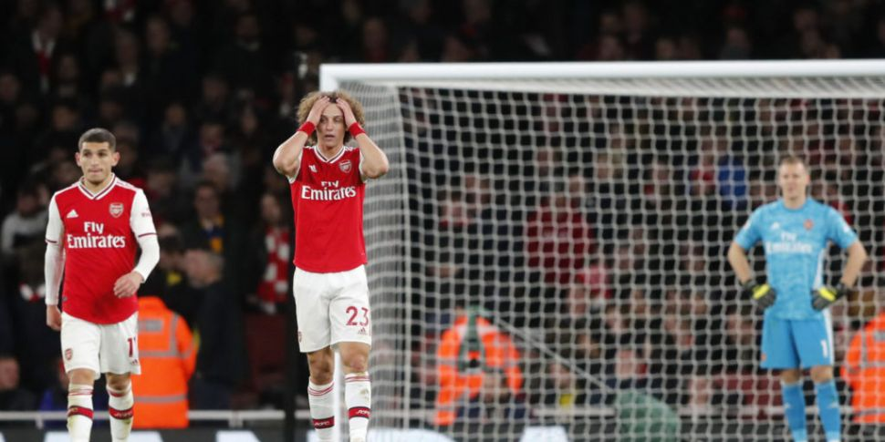 Brighton topple Arsenal to lea...