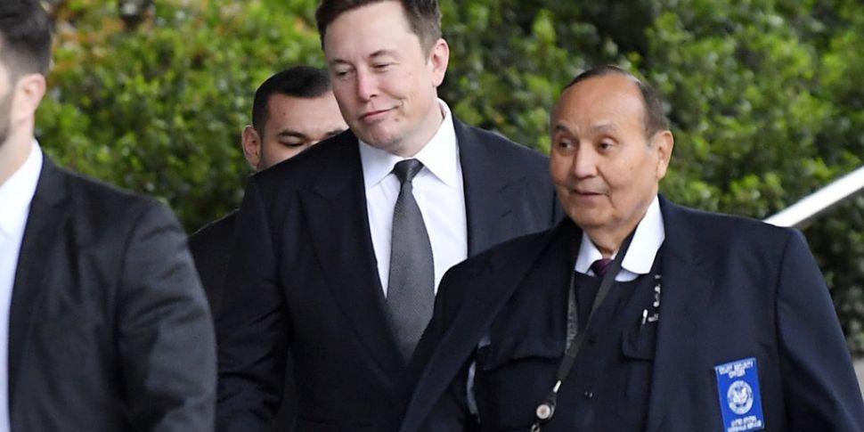 Elon Musk Cleared In Diver Def...