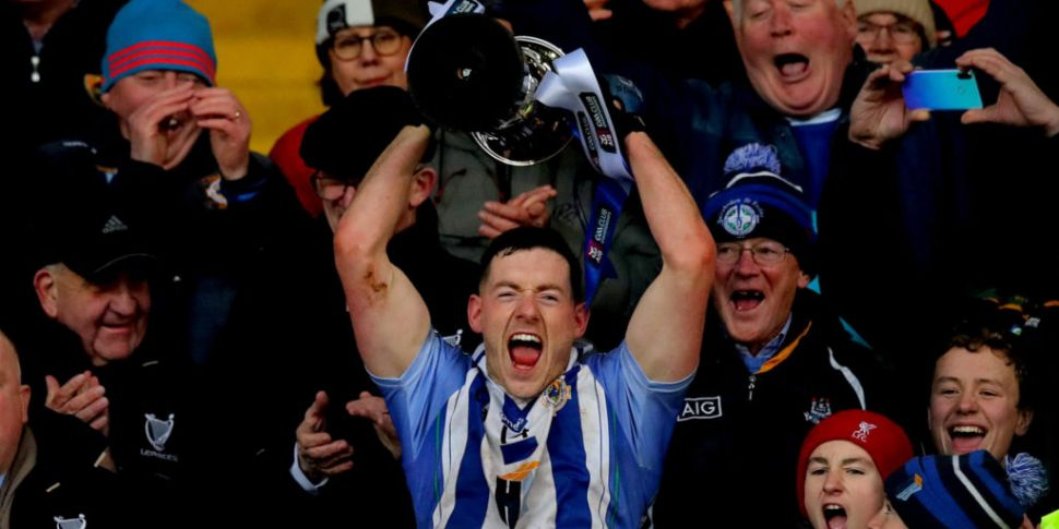 Ballyboden St Enda's into All-...
