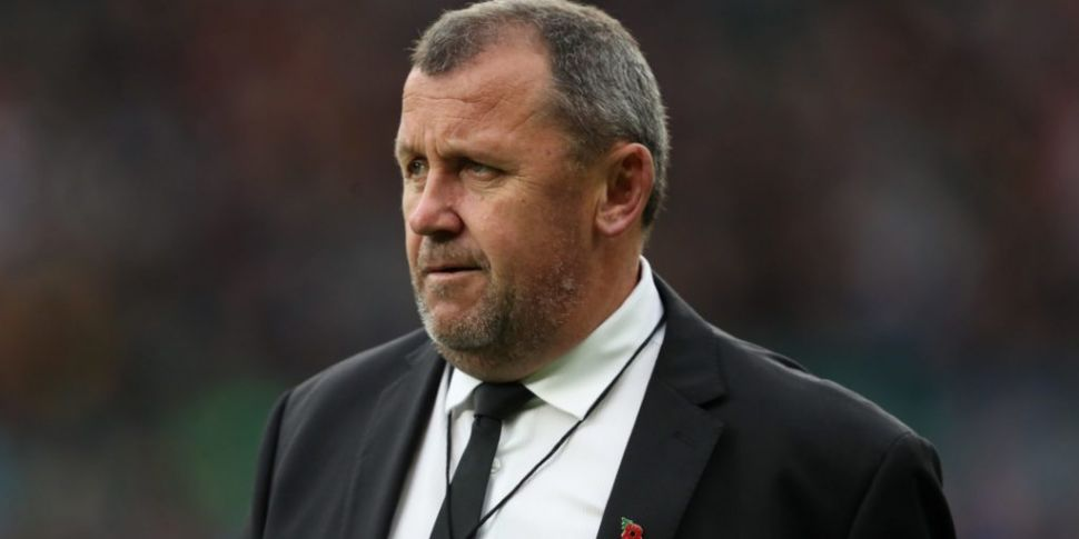 Ian Foster named new All Black...