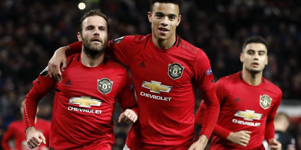 Europa League | Man United thr...