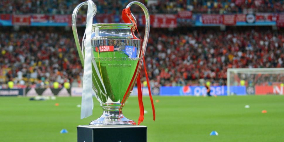 Draw for the Champions League...
