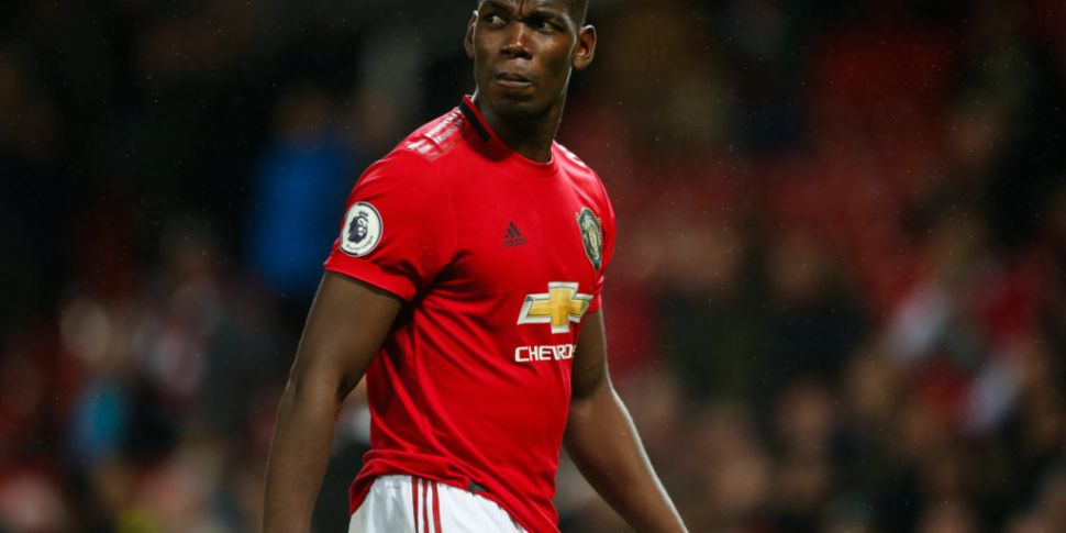 Pogba facing more time out inj...