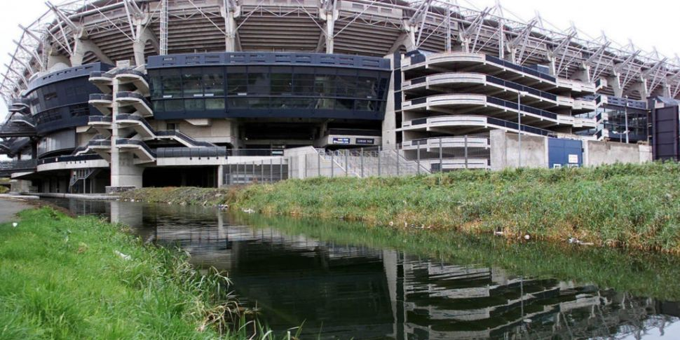 Croke Park To Be Used As 'Driv...