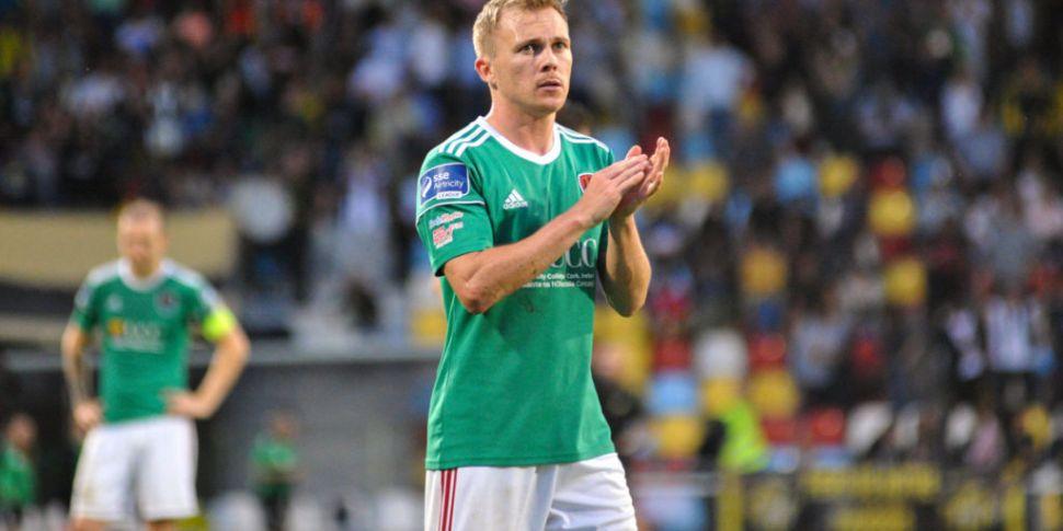 Conor McCormack confirms Cork...