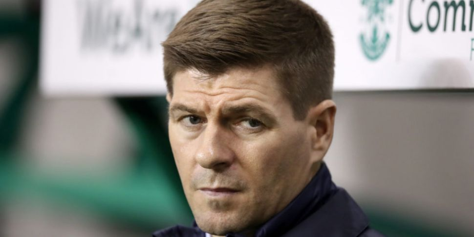 Steven Gerrard against propose...