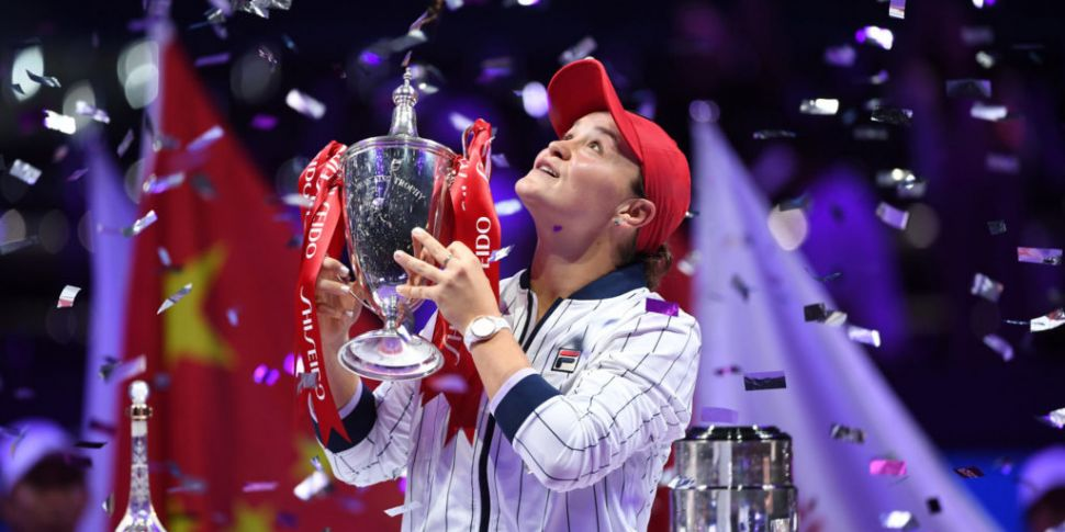 Ashleigh Barty won't be defend...
