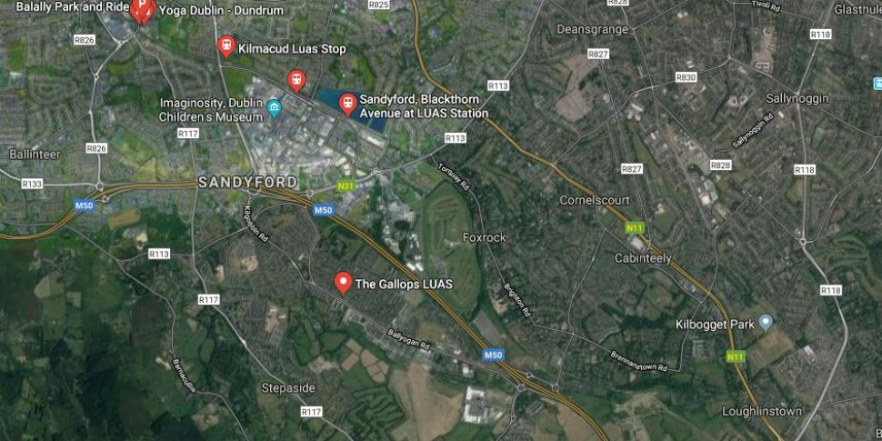 Luas Green Line Disruption In...
