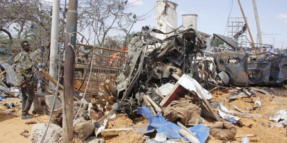 73 Die In Somalian Bomb Attack