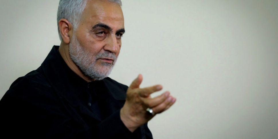 Iran Retaliation Expected Afte...