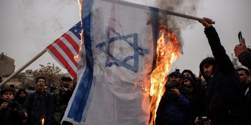 US Warns Iran Against Retaliat...