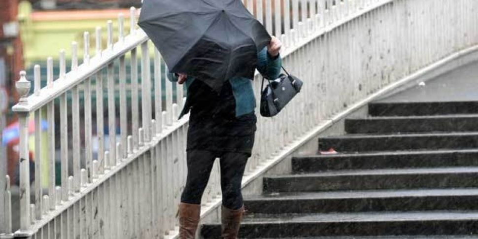 Wind Warnings For Two Counties...