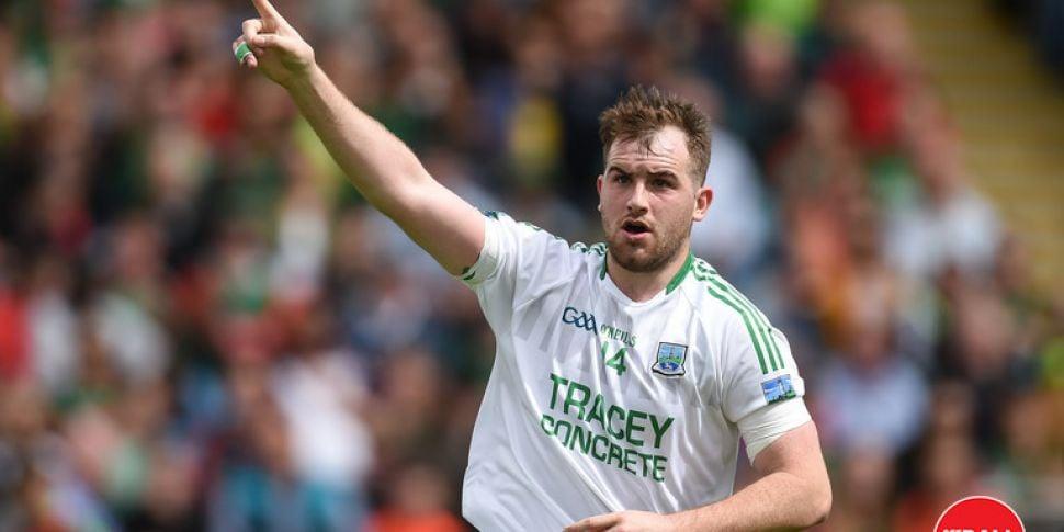 Big blow for Fermanagh as Seán...