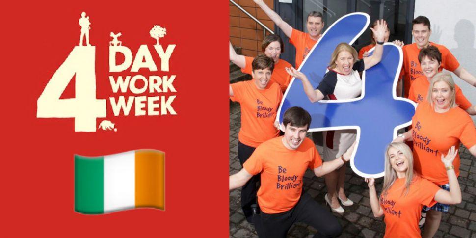 Irish Company's Productivity U...