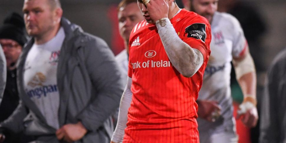 Carbery injury likely to rule...