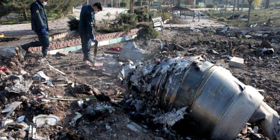 Iran Admits Its Military Shot...
