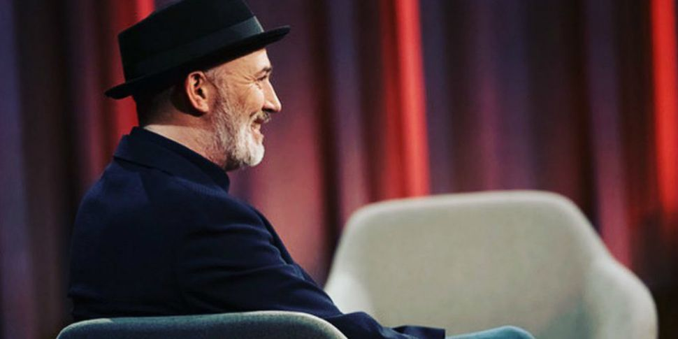 Tommy Tiernan Chats About The...