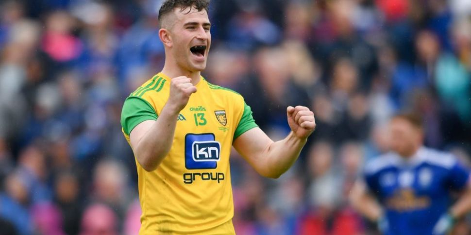 McBrearty will be part of Done...
