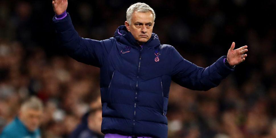 Mourinho preparing for a chang...