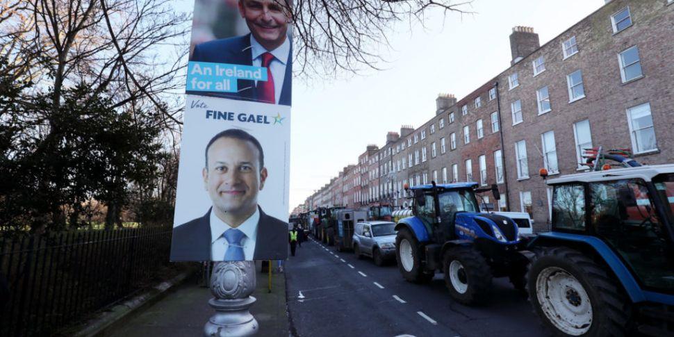 Fine Gael Under Pressure After...