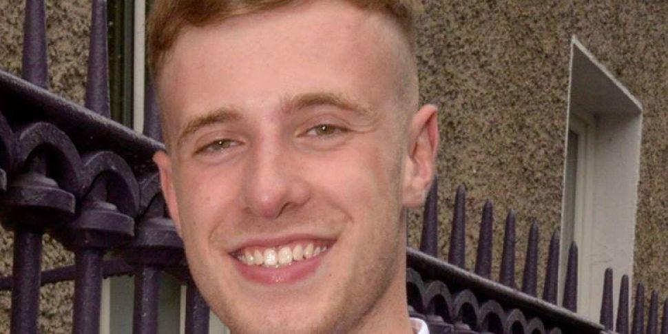 Funeral Of Cork Murder Victim...