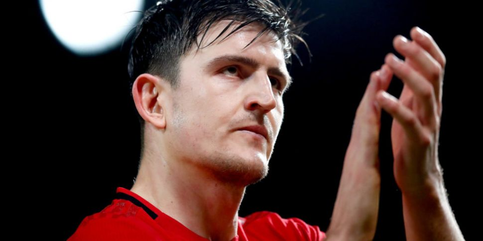 Harry Maguire the new Manchest...