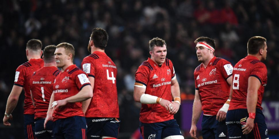 No Keith Earls in Munster side...