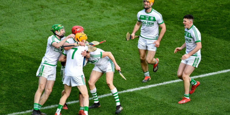 Henry Shefflin pays tribute to...