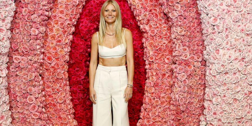 Gwyneth's Floral Vagina