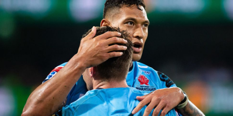 Israel Folau warned about futu...