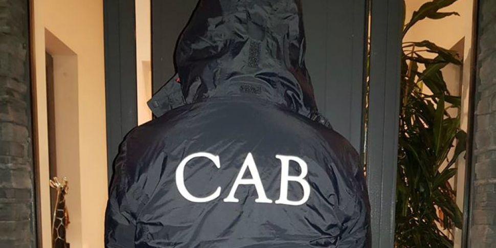 CAB Seizes Cars, Designer Watc...