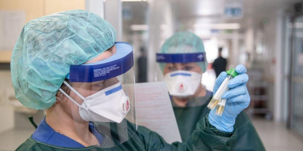 Coronavirus Death Toll Continu...