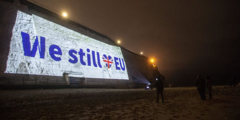 Brexit Is Official As UK Leave...