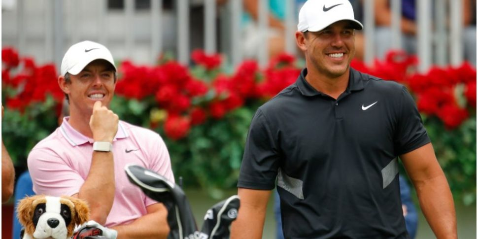 Rory McIlroy back to world gol...