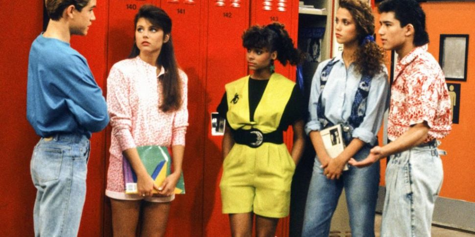 Saved By The Bell Is Returning...