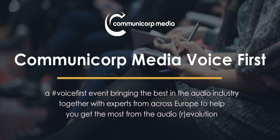 Communicorp is bringing Voice...