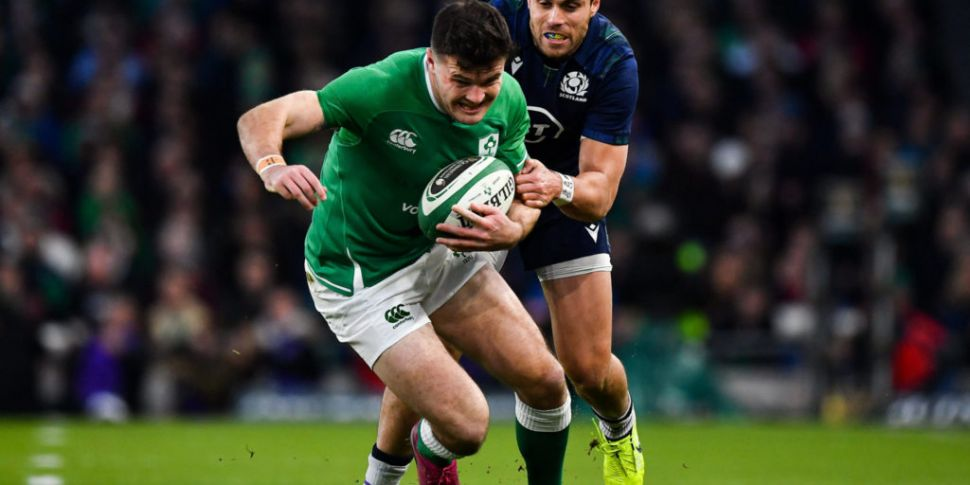 Jacob Stockdale pens IRFU cont...