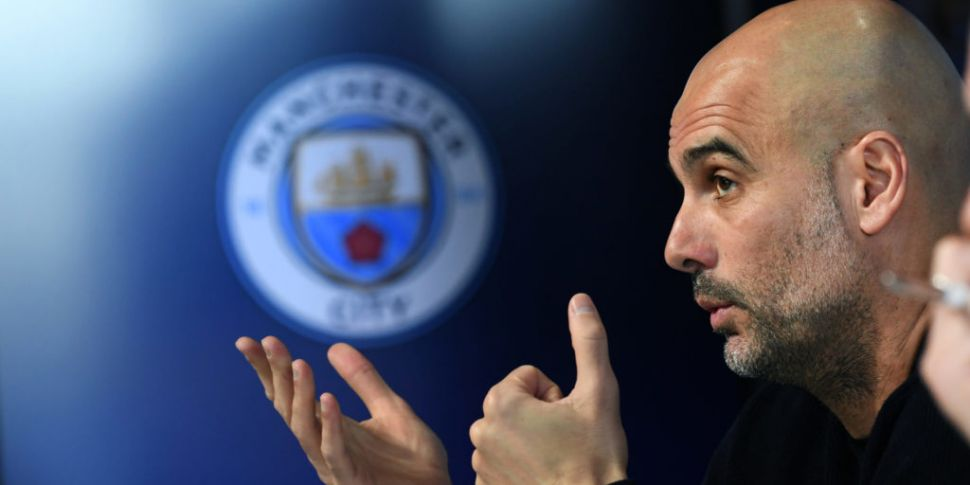 Guardiola concerned about Man...