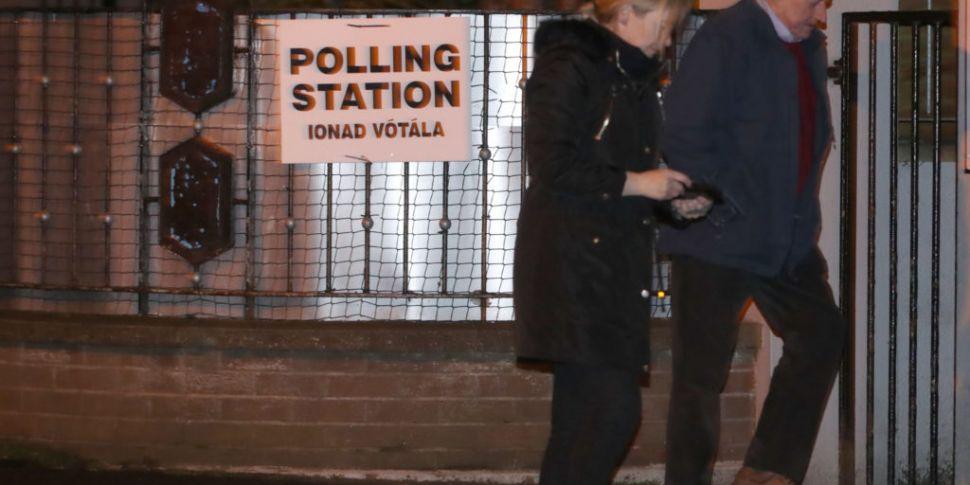 Voting Underway In General Ele...