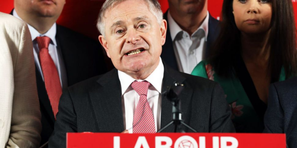 Brendan Howlin To Resign As La...